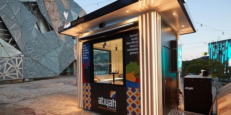 Solisium - Australias first Portable Eco Kitchen